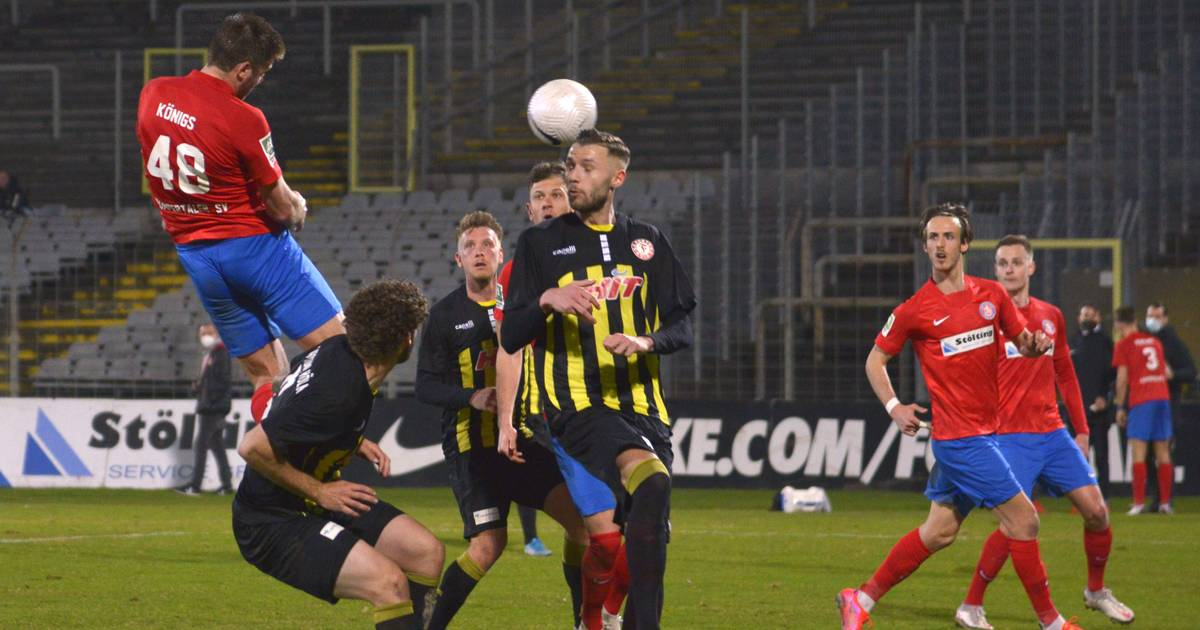 Fußball-Regionalligist Wuppertaler SV schlägt Fortuna Köln 2:0 (1:0) - Wuppertaler-Rundschau.de
