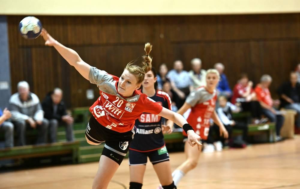 Handball Pokal Frauen