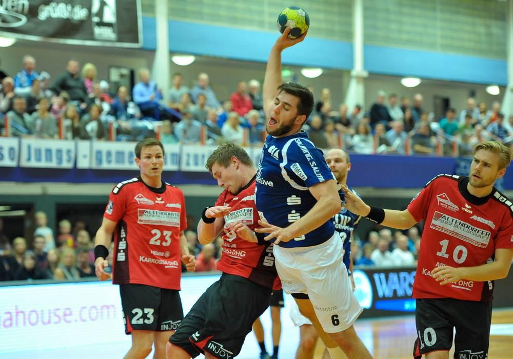 Liveticker 2 Handball Bundesliga