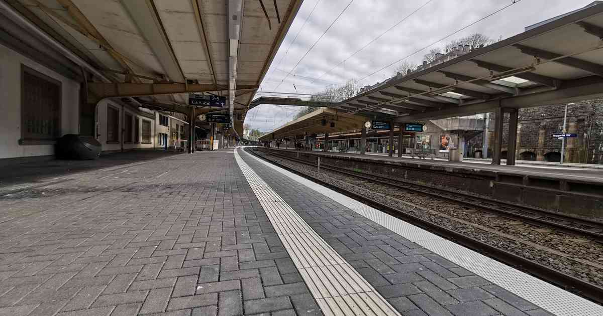Zugverkehr Wuppertal
