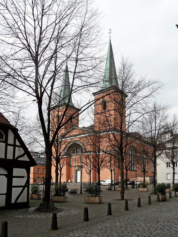 Kirche wuppertal barmen katholische Startseite