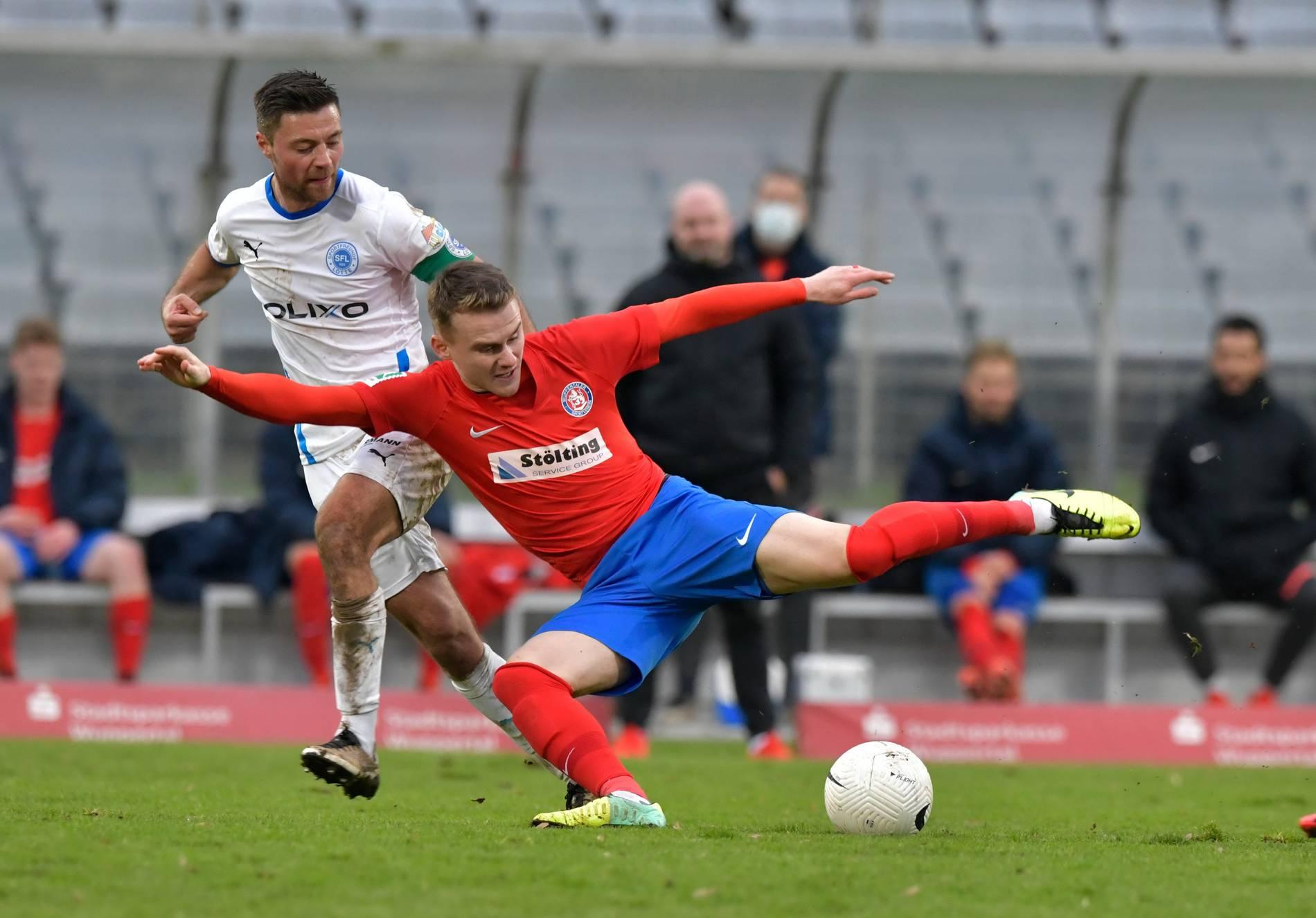 Regionalliga Ticker